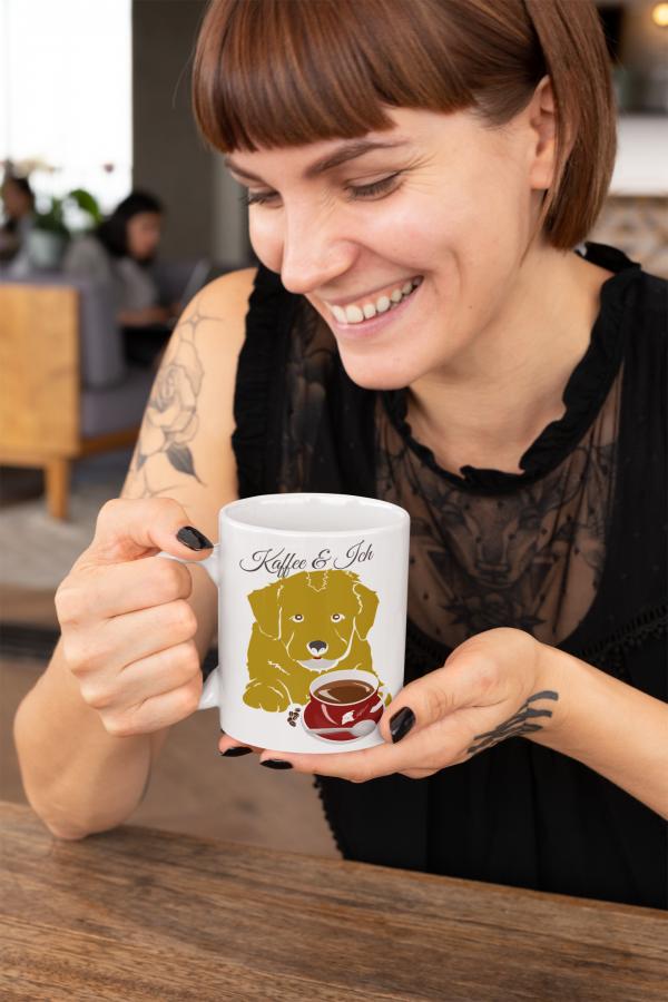 Ideal für Deinen Kaffee-, Kakao-, Milch- oder Teemoment